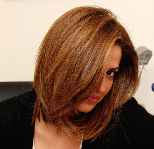 Highlights For Dark Brown Hair  My Face Hunter