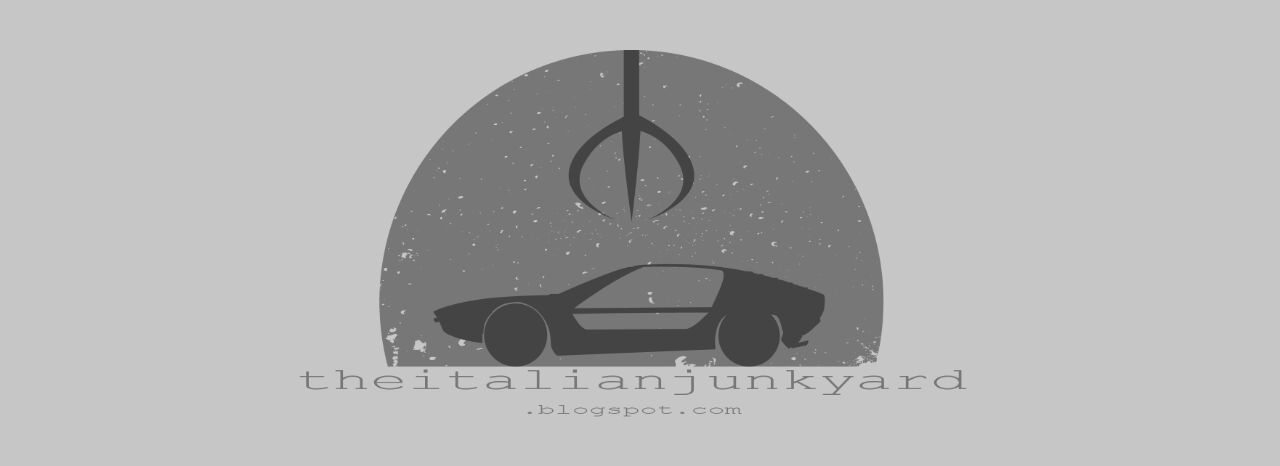 The Italian Junkyard