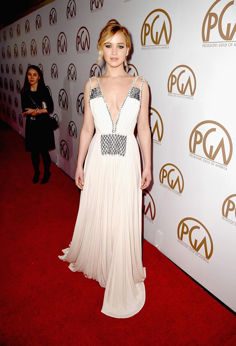 Jennifer Lawrence Best Dressed: Week of February 2, 2015