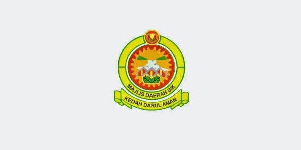 Jawatan Kerja Kosong Majlis Daerah Sik (MDSik) logo www.ohjob.info jun 2015