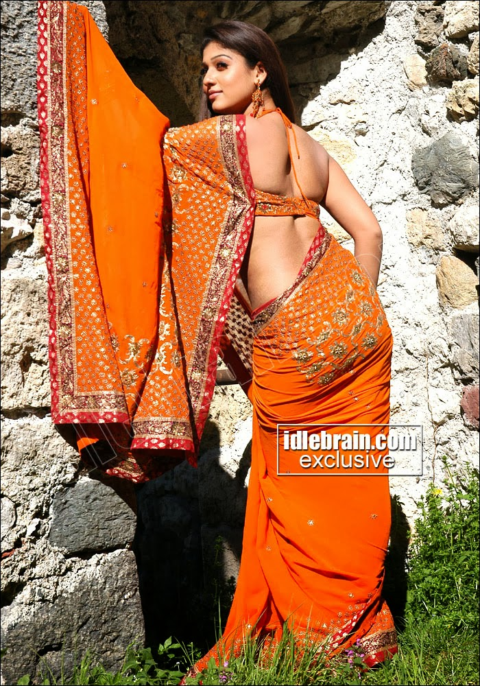 nude photos xxx saree nayanathara