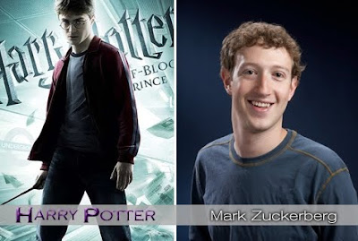 Harry Potter è Mark Zuckerberg