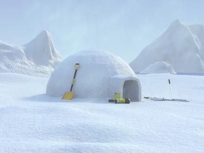 Meu Iglu Minha Vida, campanha para a compra de um iglu para o Eurico Miranda na Sibéria