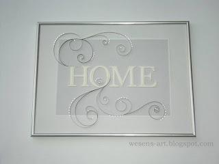 Quilling HOME 1   wesens-art.blogspot.com