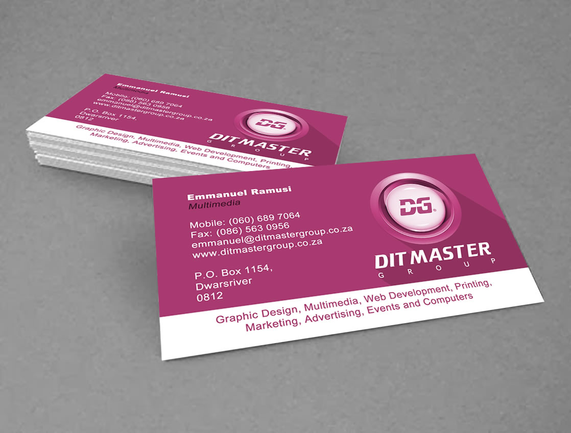 Business cards vistaprint iroshfo website builder make your own business website vistaprint reheart Images