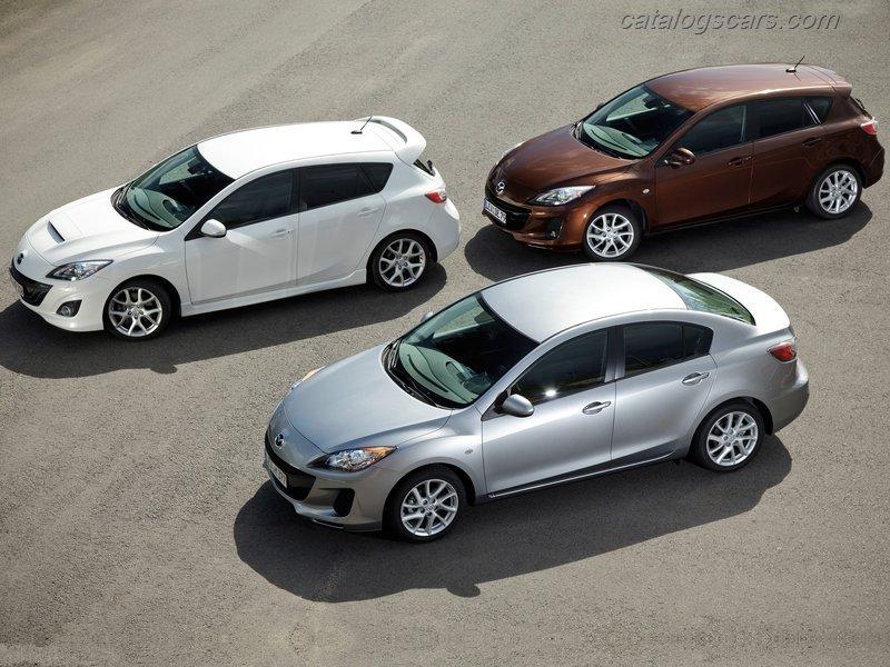 ��� ����� ����� 3 2013 - ���� ������ ��� ����� ����� 3 2013 - Mazda 3 Photos