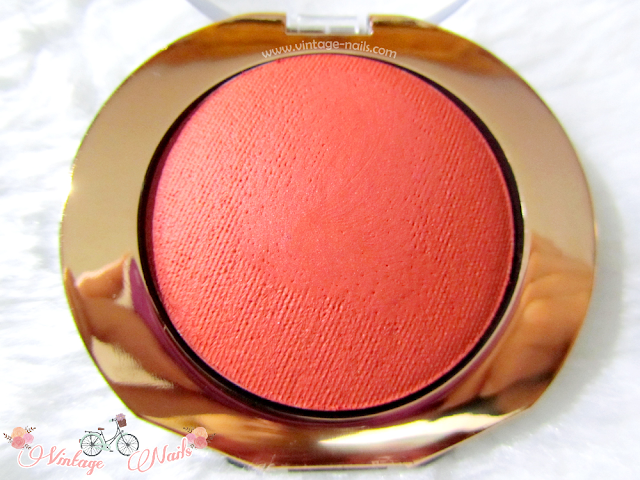 Flormar, Bohemian Dream, Puffy Blush, colorete, cruelty-free
