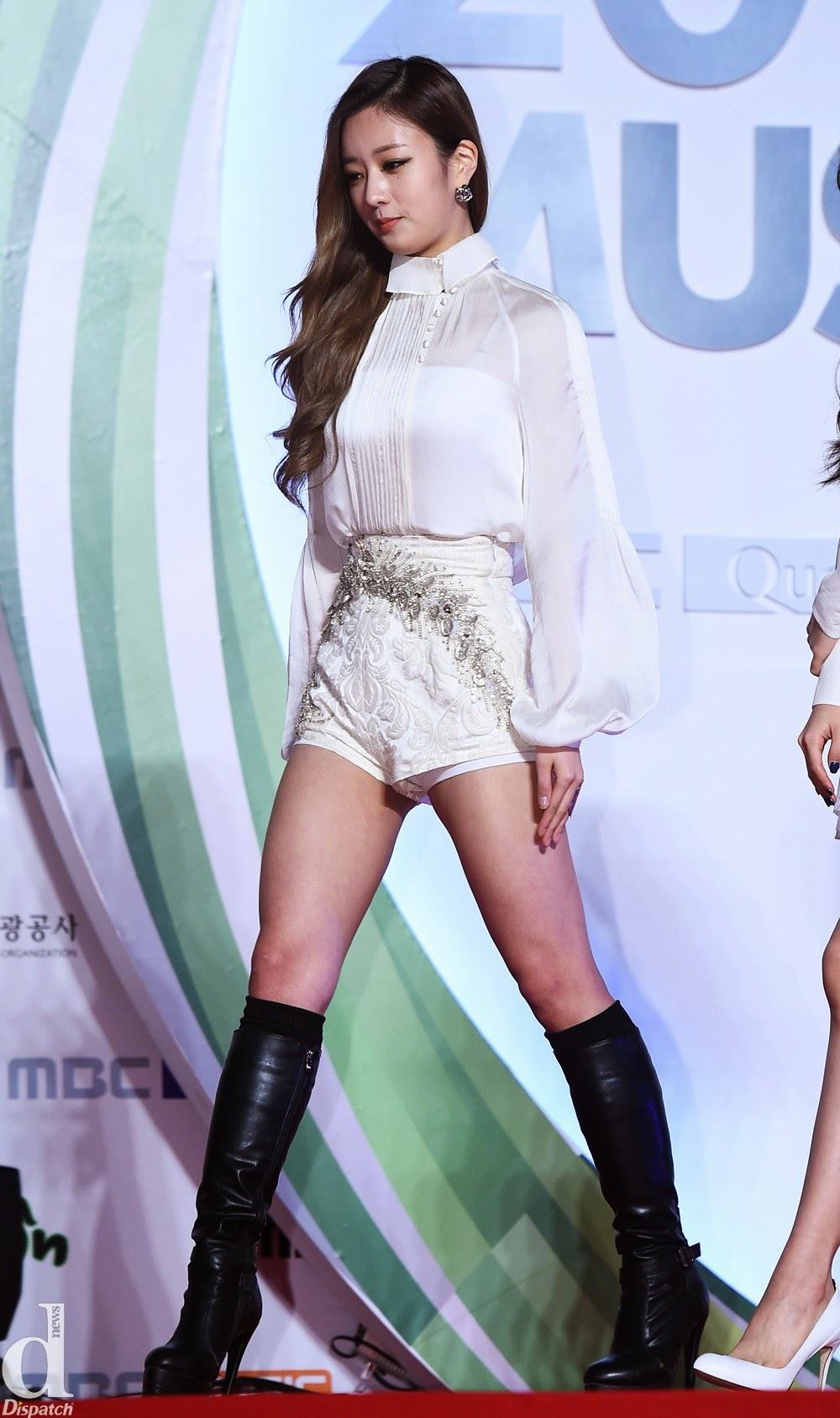 2014 Melon Music Awards Bomi