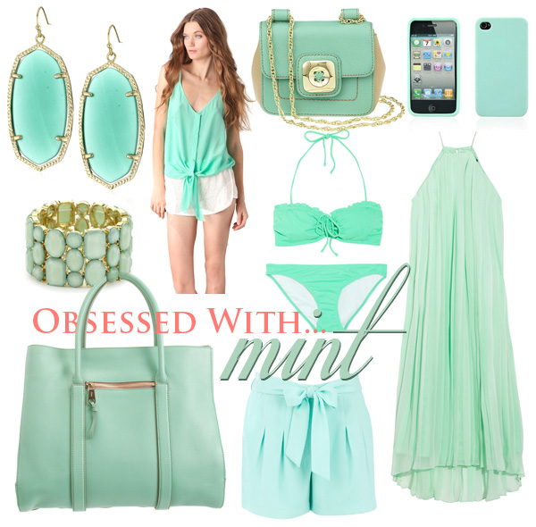 What Color Goes With Mint Green | LONG HAIRSTYLES