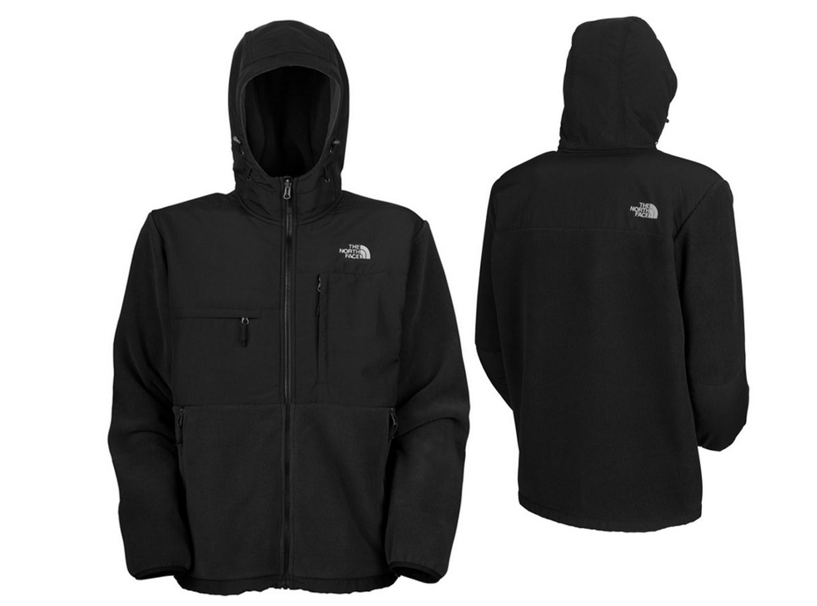 Jaket Gunung The North Face Denali Hoodie
