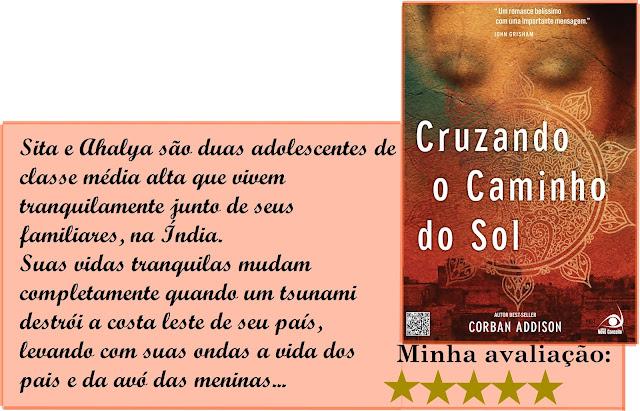 CRUZANDO O CAMINHO DO SOL.