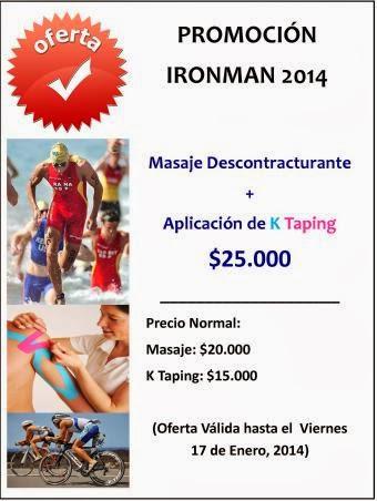 Promocion Ironman