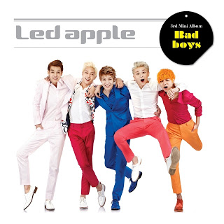 Led Apple (레드애플) - Bad Boys