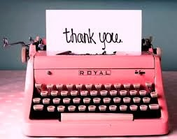 Thank you por leer este blog
