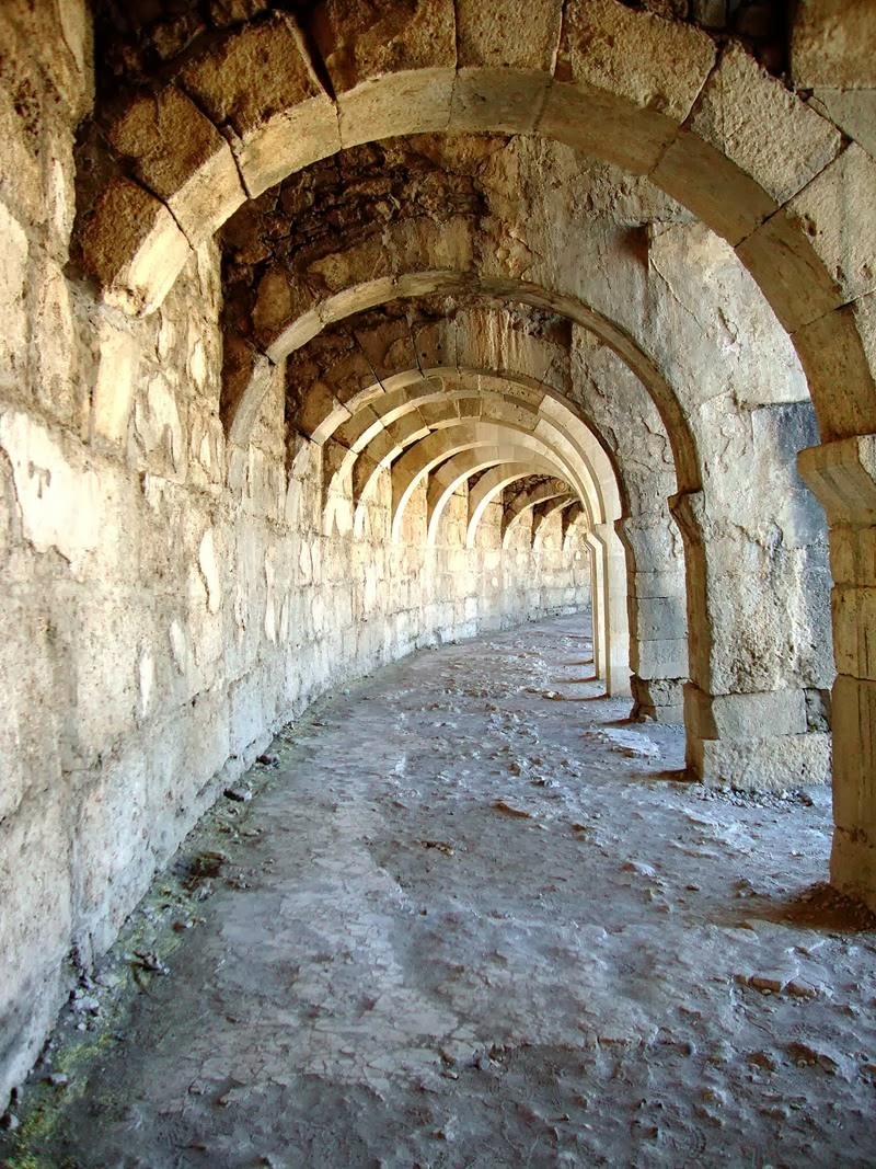 Aspendos Roman Theater   Turkey