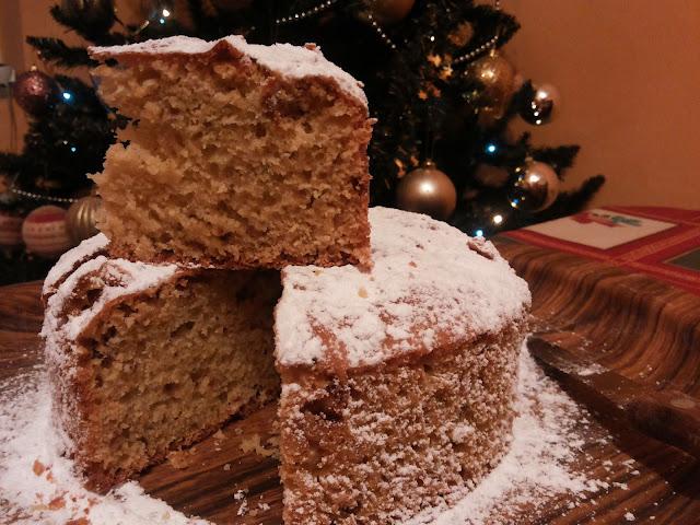 Χριστουγεννιάτικο Panettone