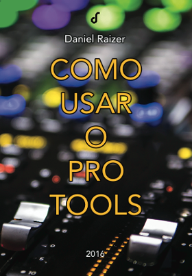 NOVO LIVRO do PRO TOOLS!