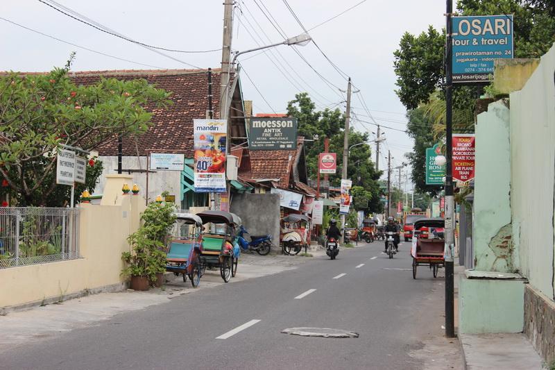 Hotel Murah Di Prawirotaman Jogja