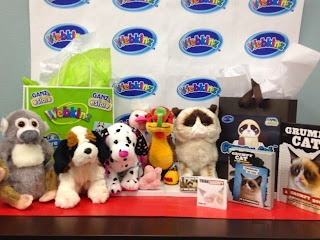 Enter the Webkinz World Giveaway. Ends 9/12.