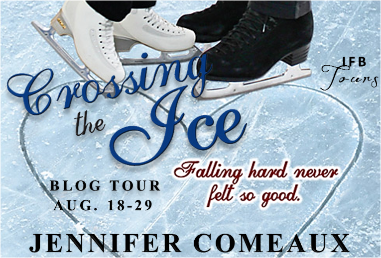Crossing the Ice Book Tour