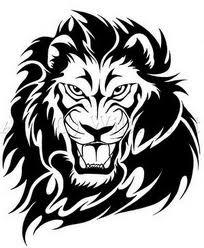 Lion Tribal