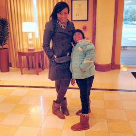 Actress, Doris Simeon reunites with her son after 4 years