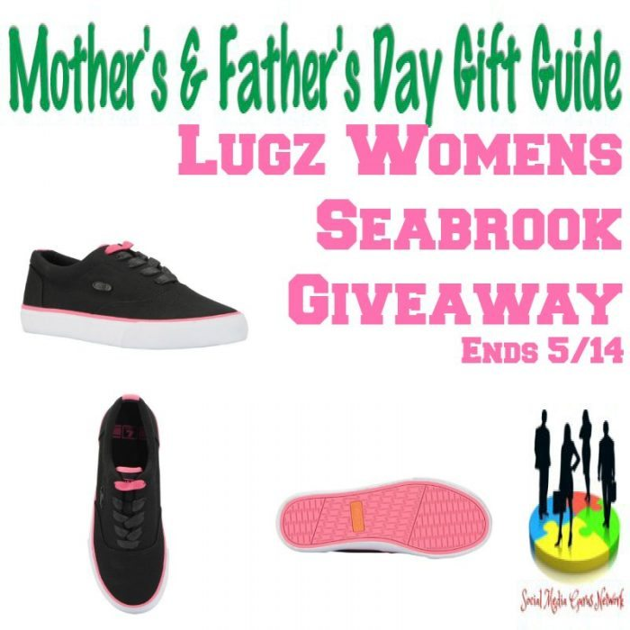 Lugs Womens Seabrook Giveaway