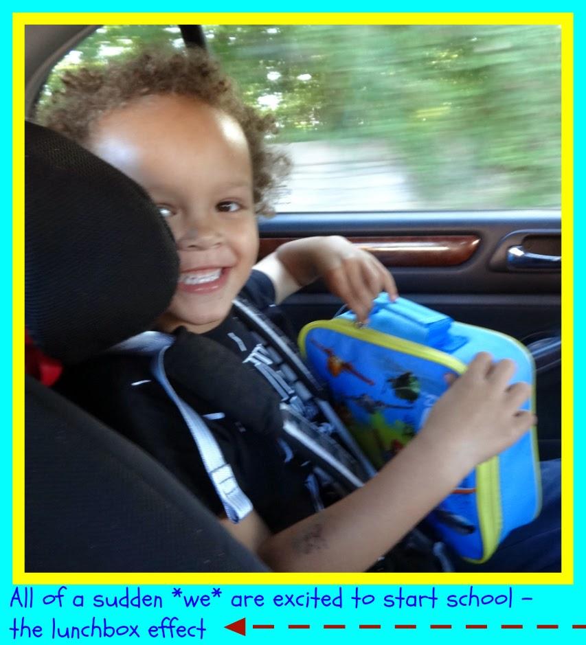 Starting school in September 2014