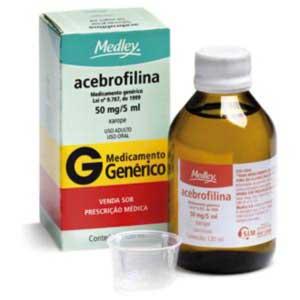 Acebrofilina