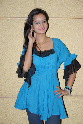 shanvi at lovely movie success meet actress pics