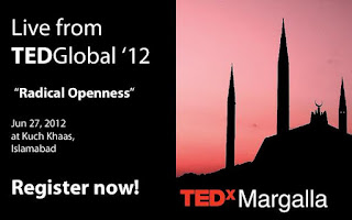 TEDx Margalla Live (TEDGlobal 2012)