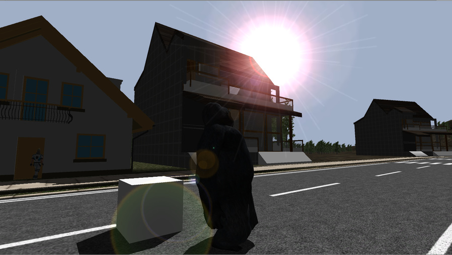 Download Game Gorilla Simulator, Rasakan Sensasi Menjadi Gorila Liar di Tengah Kota