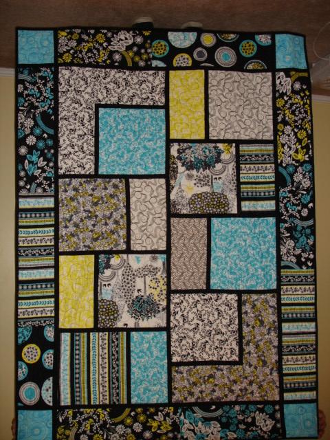 Alderwood Quilts Big Block Quilt