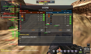 Hacking Exp + fullhack d3d PointBlank_20120501_142356