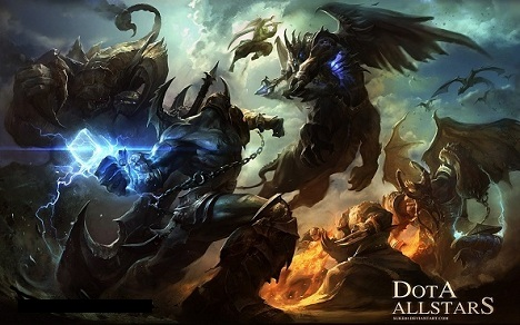 New DotA 6.77c w3x Download Dota v6.77c.w3x Map