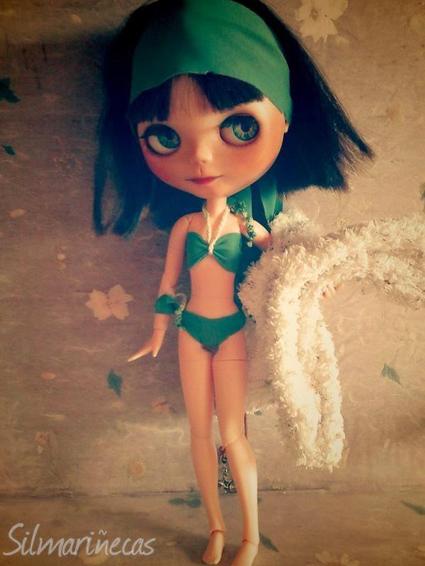 diy - cómo hacer un bikini fácil para muñecas