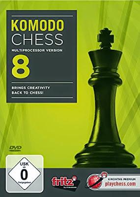Échecs & Logiciel : Komodo 8 © Chess & Strategy