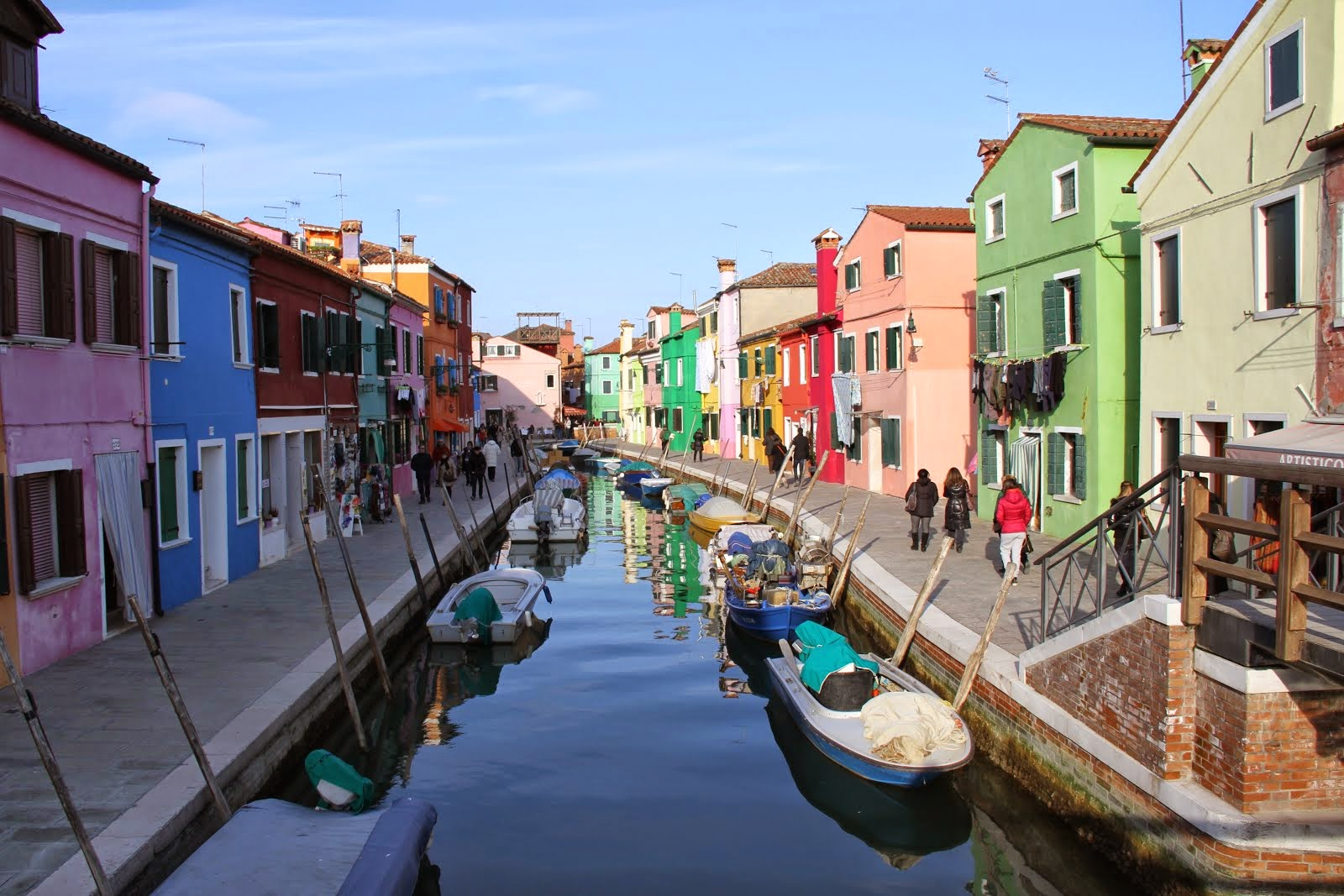 Walking the Island of Burano