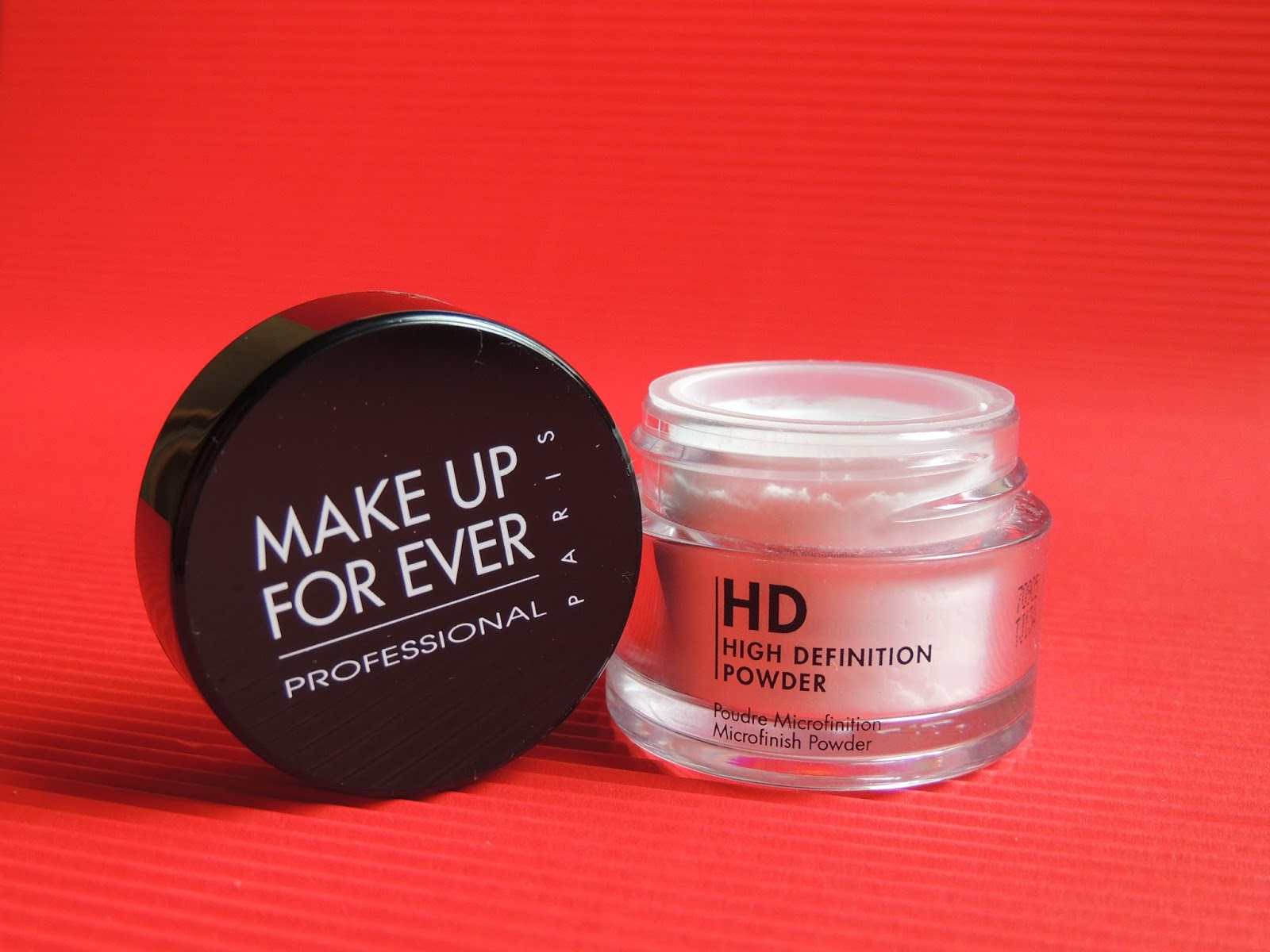 High Definition Powder.- Make up Forever