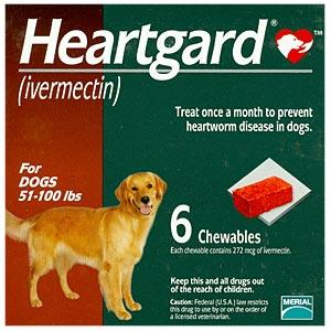 Cardomec Heartgard Heartworm Tablets Brown HeartGard Plus