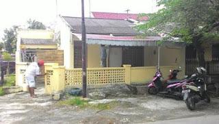 Rumah Selvi Isteri Gibran anak Jokowi