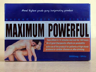 Obat Kuat Herbal Maximum Powerfull