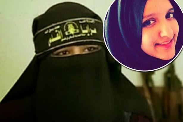 Aqsa Mahmood tokoh kunci Bigade Al-Khanssaa