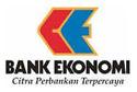 Lowongan Kerja Bank Ekonomi