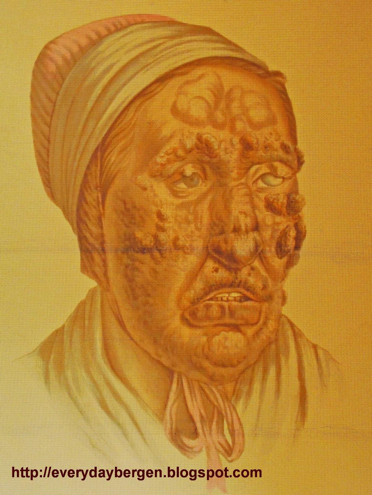 Leprosy museum Bergen