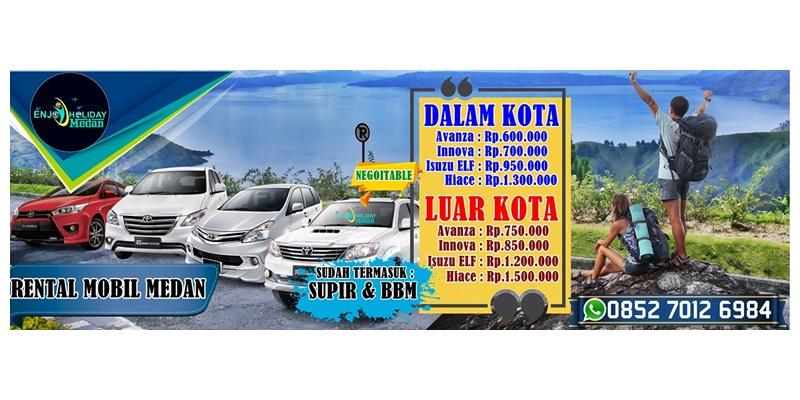 Rental Mobil Murah Di Medan