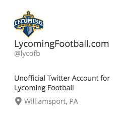 Lycoming Video Broadcasts