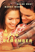 A walk to remember Best Romantic Movies Of The last Decade