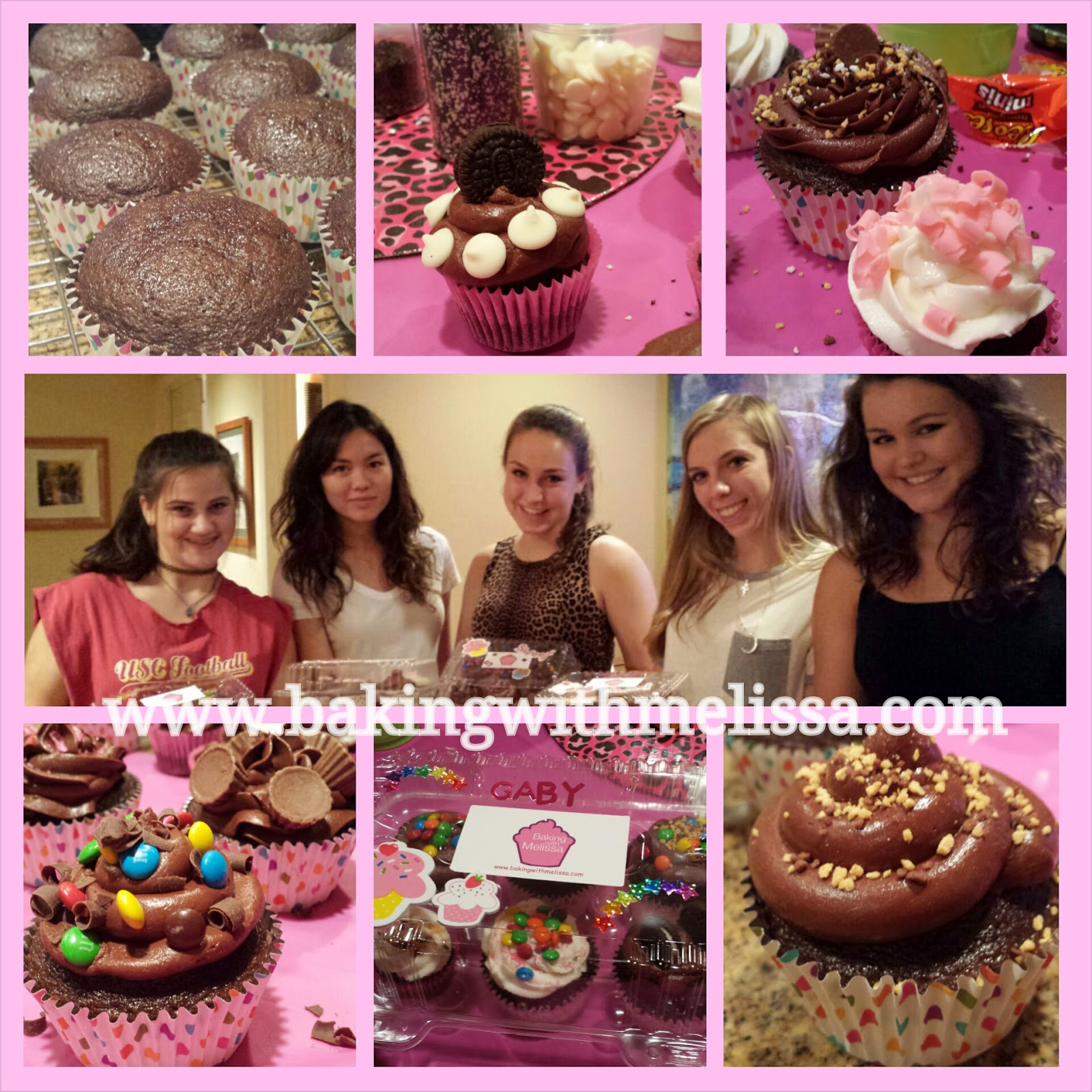 Baking with Melissa: Baking Parties in Los Angeles