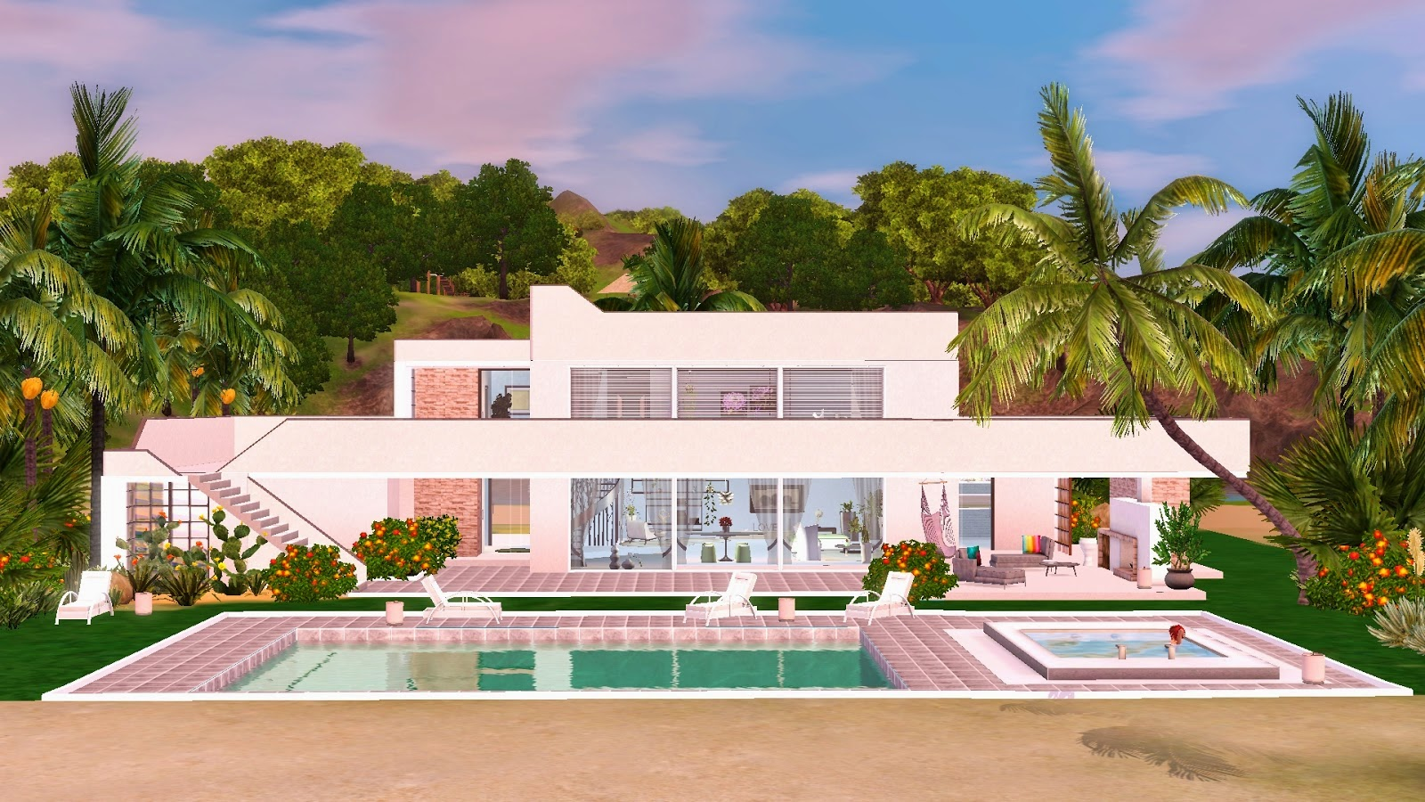 Download muito mais the sims casa para the sims 3 the - Casas bonitas sims 3 ...